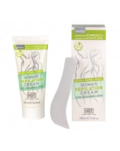 HOT Intimate Depilation Cream - Ontharingscrème