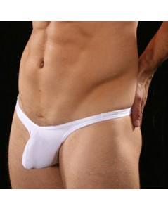 Mini string voor heren - Wit