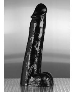 MOBY the Giant Dick XXXL Dildo - Zwart