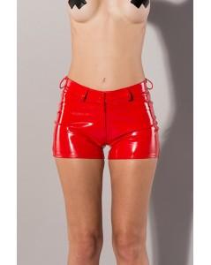 GP Datex Hotpants - Rood